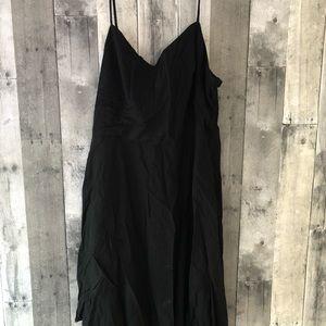 Black dress- Old Navy- XXL